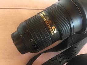 Lente 24-70mm 2.8g Ed Af-s Nikkor - Nikon