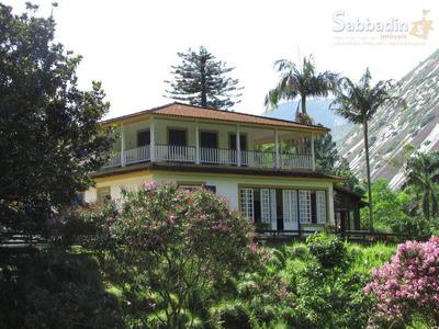 Casa À Venda - Araras - Petrópolis/rj - Ca0323