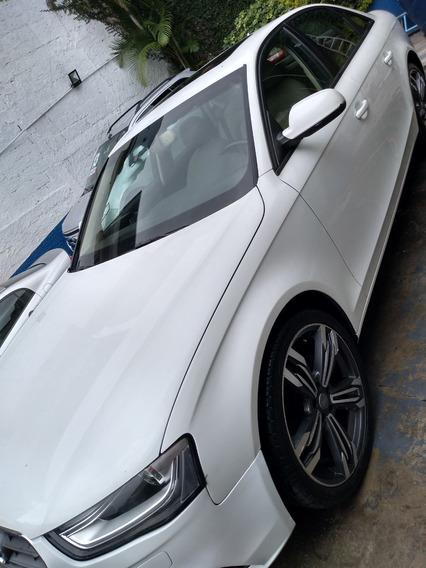 Audi A4 Com Teto Solar E Rodas 20