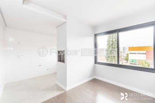 Imagem 1 de 24 de Apartamento, 1 Dormitórios, 33.59 M², Passo Da Areia - 183649