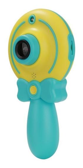 Cámara Digital Fotos Videos Kids Pantalla Lcd Juegos Chicos