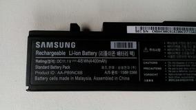 Bateria Samsung Np-275e , 11,1 V - Usada , 90 Minutos