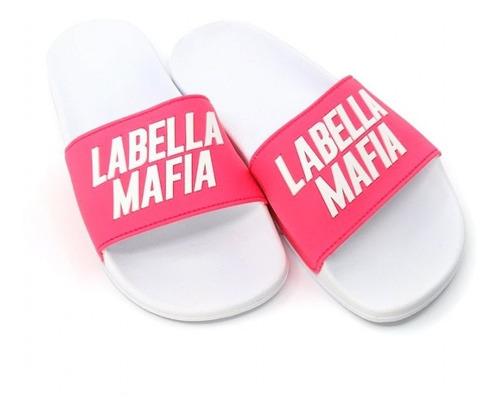 Chinelo Labellamafia Original Pink