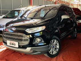 Ford Ecosport Freestyle 1.6 16v Flex 5p Aut 2013