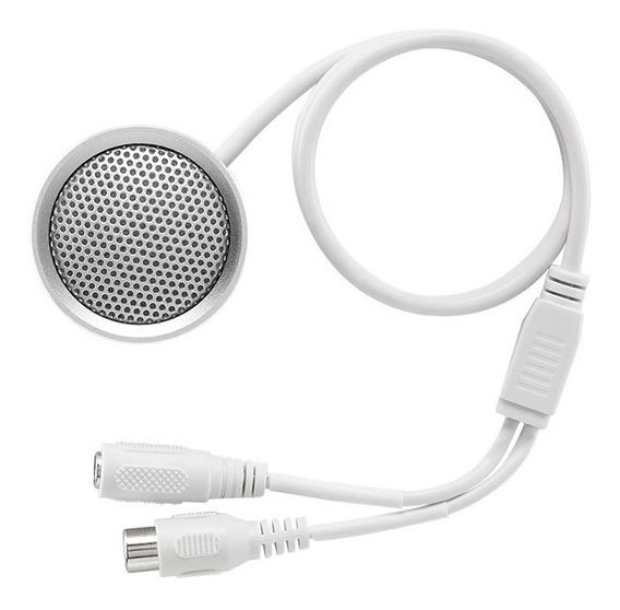 Microfone Cftv Monitoramento Intelbras Mic 3070 70 M²