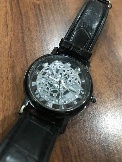 Relógio Importado - Social Preto