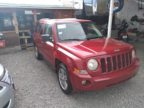 Jeep Patriot Base Aa Abs Ba Paq. Electrico 4x2 Cvt 2007
