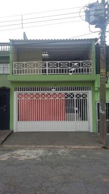 Sobrado Com 2 Dormitórios À Venda, 177 M² Por R$ 350.000 - Parque Capuava - Santo André/sp - So0119
