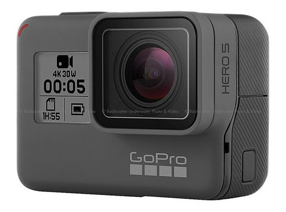 Gopro Hero 5 Black + Carregador Duplo Original