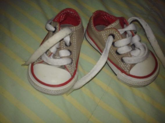 Zapatos Converse Bebe Talla 2