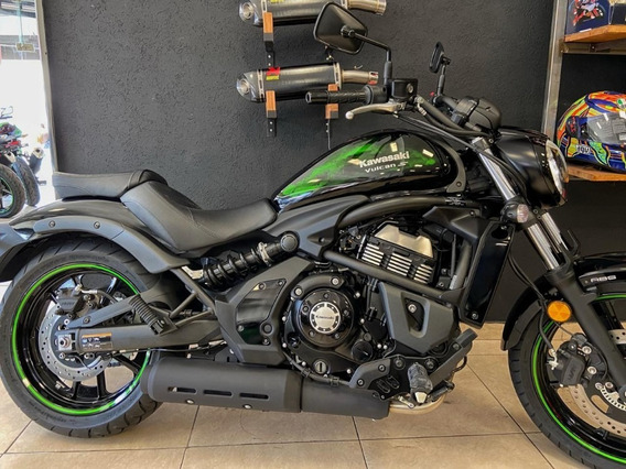 Kawasaki Vulcan S 650 0km 2020 Harley Davidson 883