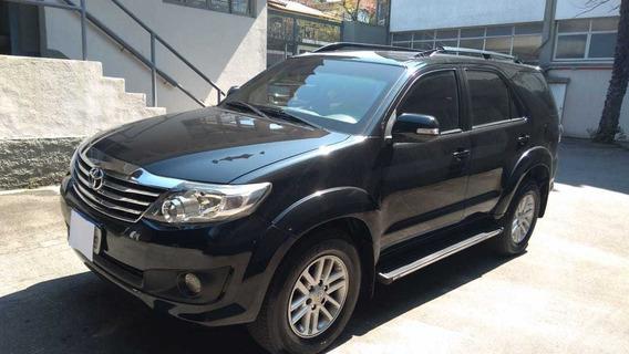 Toyota Hilux 2.7 Srv 2012 Blindado