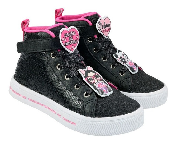 Tênis Sneaker Pampili Infantil Blog Luluca 473.061