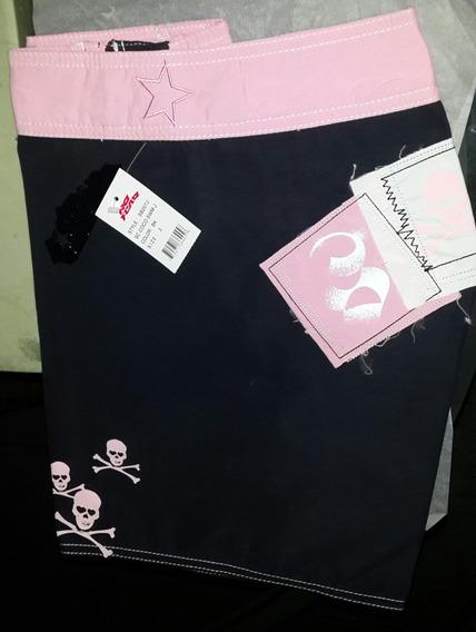 Shorts De Marca Original No Fear