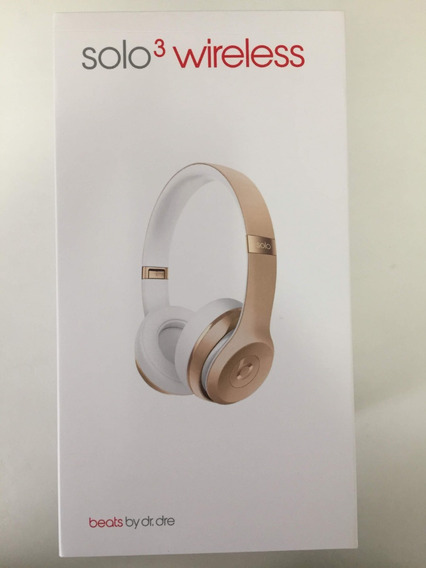 Beats Solo3 Special Edition Gold