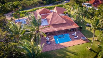 Lujosa Villa En Venta Casa De Campo