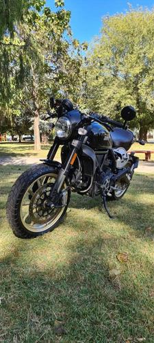 Ducati Scrambler Cafe Rac
