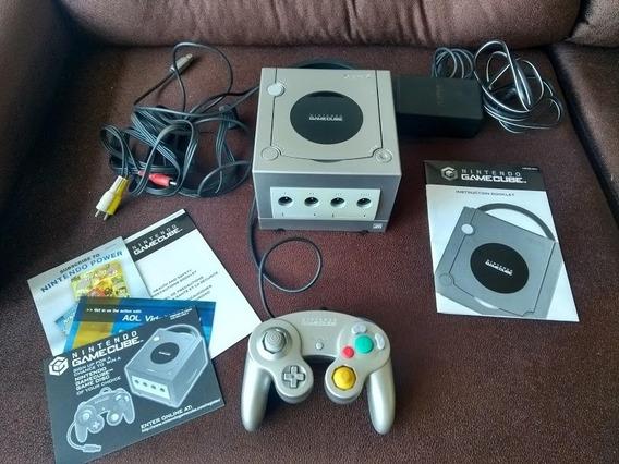 Nintendo Gamecube Platinum - Limited Edition