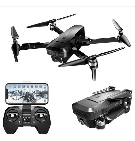 Drone Visuo Zen K1 5g Wifi Fpv Gps Brushles 4k Câmera Dupla