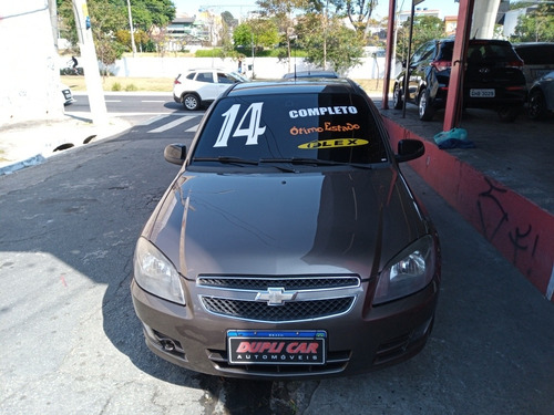 Imagem 1 de 13 de Chevrolet Celta 2014 1.0 Advantage Flex Power 5p
