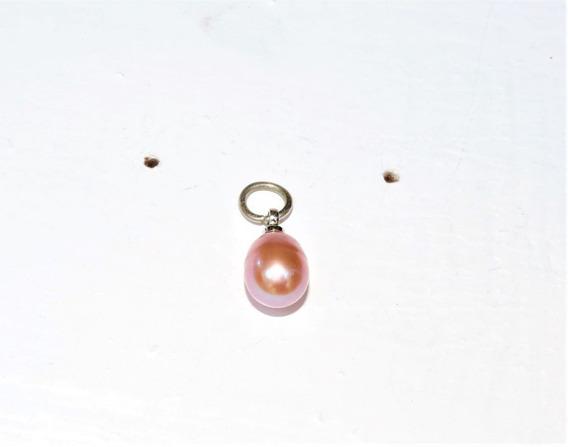 1 Dije Perla Natural Color Lavanda Cultivada
