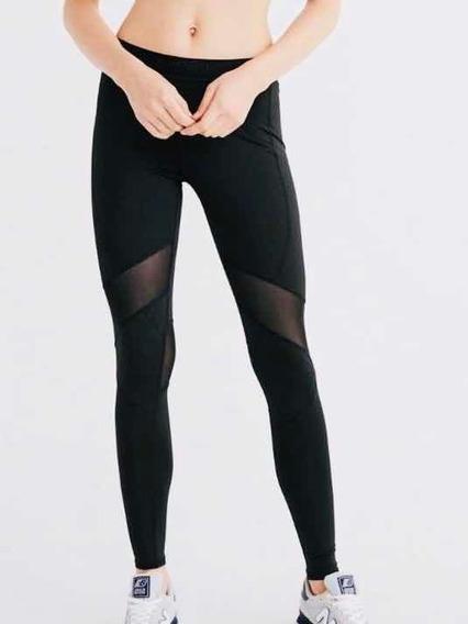 Abercrombie Mujer Pantalon Leggings Calzas