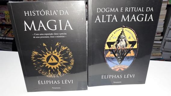 História Da Magia + Dogma E Ritual Alta Magia Eliphas Levy