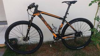 Bicicleta Aro 29 Freio Hidráulico Relação Shimano Levíssima