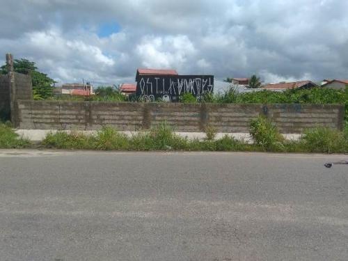 Terreno Em Itanhaém, Jardim Das Palmeiras, Ref. C0711 L C
