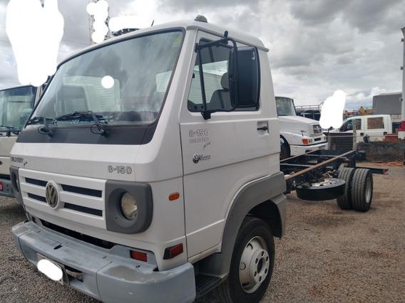 Vw 8150/11/12 Branco No Chassis