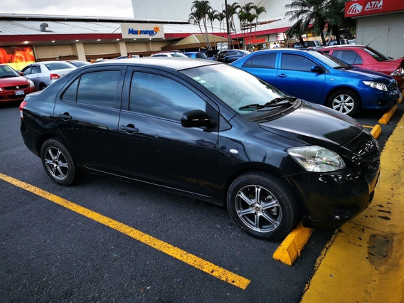Toyota Yaris Yaris Sedan