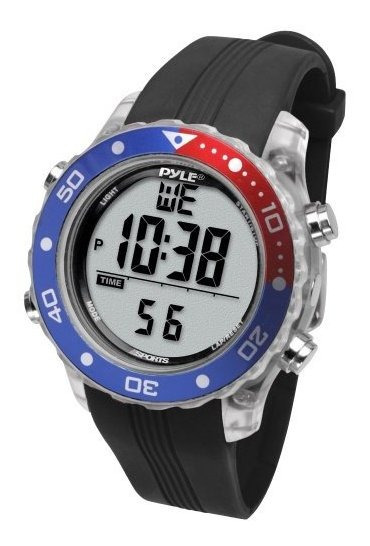 Reloj De Pulsera Deportivo Resistente Al Agua Multiuso Para