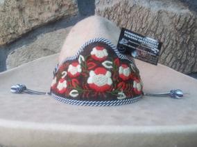 Sombreros Charros Artesanales Lana Y Pelo Toquilla Bordada