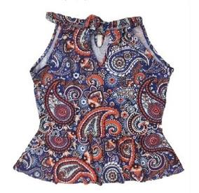 Lote 05 Blusas Femininas Plus Size Roupas Femininas Atacado