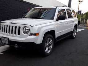 Jeep Patriot Limited At Blanco 2017 (grupo Camsa)