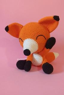 Llavero Zorro Amigurumi Tejido A Crochet Zorrito Fox - $ 120.00 en ...   320x214