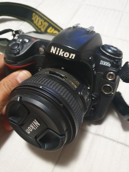 Nikon D300 + Lente 55-200 + Lente 50mm 1.8 Nova.