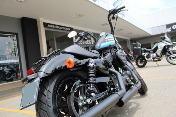 Harley-davidson Xl 1200 Ns Iron