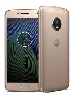 Usado Motorola Moto G5 Plus Xt1680 Negro 32gb 2gb Ram