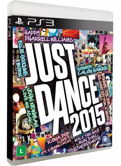 Just Dance 2015 - Versao Em Portugues - Midia Fisica - Ps3