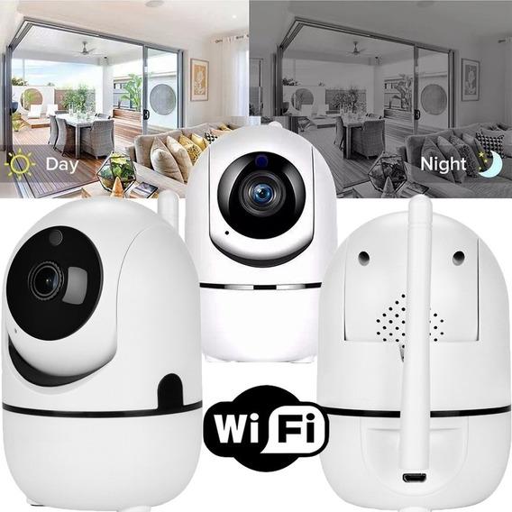 Camara De Seguridad Ip Wifi Motorizado P2p Vision Nocturna Motorizado Infrarrojo Vision Nocturna Hd