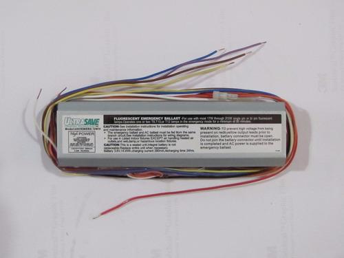 Balastro De Emergencia 120 - 277v Para Fluorescentes