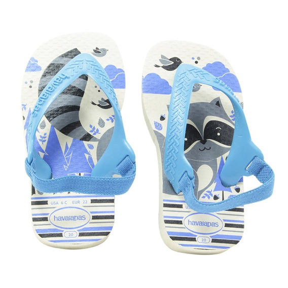 Chinelo Infantil Havaianas Baby Pets