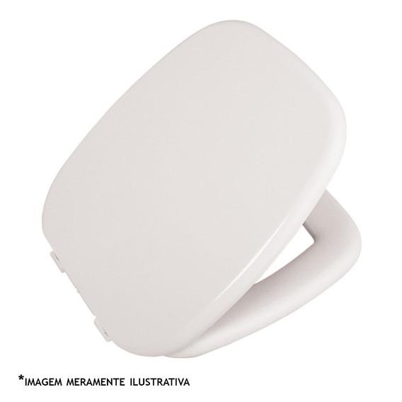 Assento Astra Almofadado Branco Tvt/k Bco-01