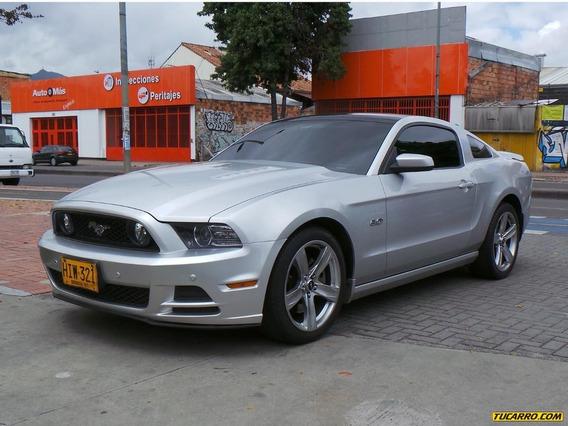 Ford Mustang Gt Platino S.o
