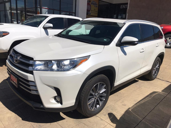 Toyota Highlander 2019 3.5 Xle At
