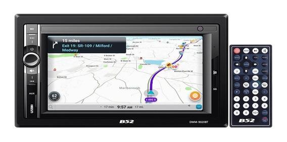 Autostereo B52 Dm-9020bt Pantalla Tactil Usb Sd Bluetooth