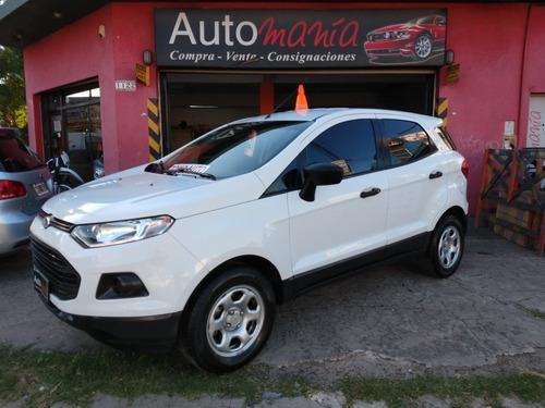 Ford Ecosport 1.6 Muy Buena Tomo Auto Fcio X Bco