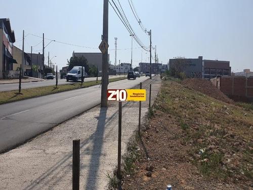 Te05819 - Jd Colonial Indaiatuba/sp- Tr Comercial Na Avenida Principal - At 300m2 Venda R$450mil - Z10 Negócios Imobiliários. - Te05819 - 34375651