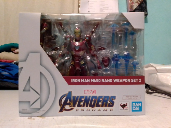 Iron Man Mk50 Nano Weapon Set 2